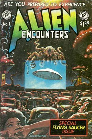 Alien Encounters Vol 1 1