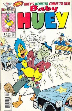 Baby Huey Vol 2 9