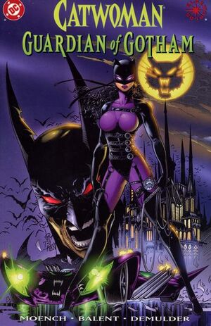 Catwoman Guardian of Gotham Vol 1 1