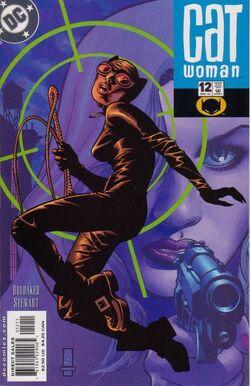 Catwoman Vol 3 12
