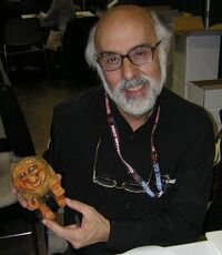 Esteban Maroto (Emerald City Comicon 2008)