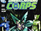 Green Lantern Corps Vol 2 22