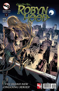 Grimm Fairy Tales Presents Robyn Hood Vol 2 1-D
