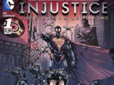 Injustice: Year Two/Covers