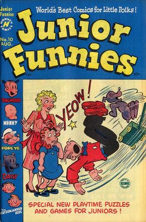 Junior Funnies Vol 1 10
