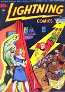 Lightning Comics Vol I 6