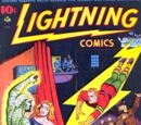 Lightning Comics Vol 1 6