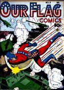 Our Flag Comics Vol 1 3