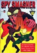 Spy Smasher Vol 1 1