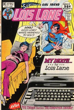 Superman's Girlfriend, Lois Lane Vol 1 115