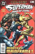 Superman Man of Steel Vol 1 72