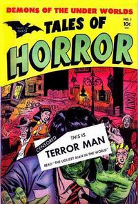 Tales of Horror Vol 1 1