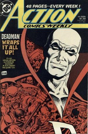 Action Comics Vol 1 625