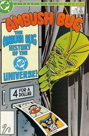 Ambush Bug Vol 1 3
