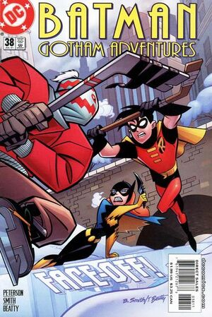 Batman Gotham Adventures Vol 1 38