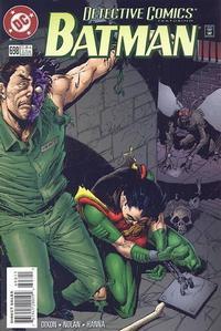 Detective Comics Vol 1 698