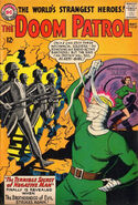 Doom Patrol Vol 1 87