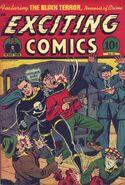 Exciting Comics Vol 1 43