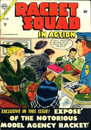 Racket Squad in Action Vol 1 13