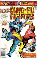 Richard Dragon, Kung Fu Fighter Vol 1 11