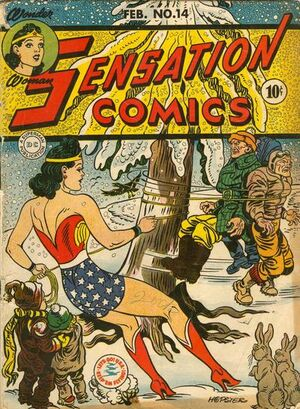 Sensation Comics Vol 1 14