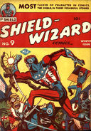 Shield-Wizard Comics Vol 1 9