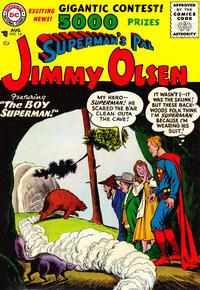 Superman's Pal, Jimmy Olsen Vol 1 14
