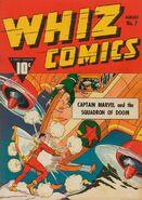 Whiz Comics Vol 1 7
