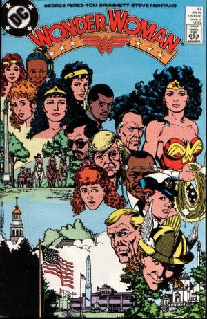 Wonder Woman Vol 2 32