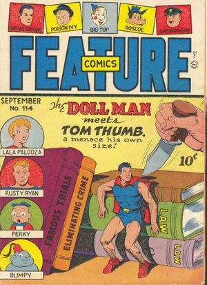 Feature Comics Vol 1 114
