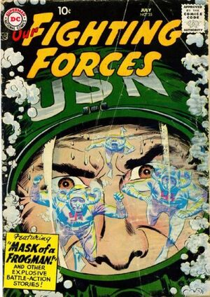 Our Fighting Forces Vol 1 35