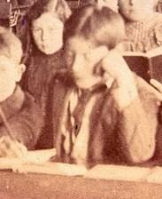 Pinto Colvig in Jacksonville School