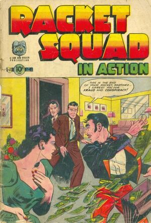 Racket Squad in Action Vol 1 4
