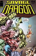 Savage Dragon Vol 1 186