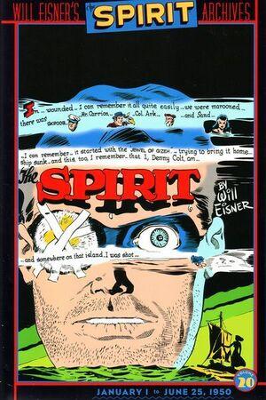 Spirit Archives Vol 1 20