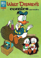 Walt Disney's Comics and Stories Vol 1 261