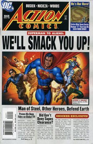 Action Comics Vol 1 843