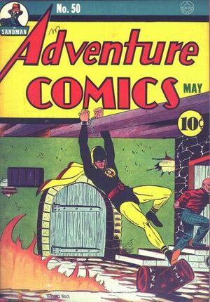 Adventure Comics Vol 1 50