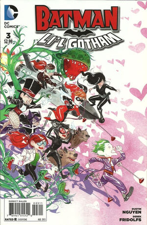 Batman Li'l Gotham Vol 1 3