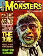 Famous Monsters of Filmland Vol 1 62