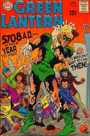 Green Lantern Vol 2 66
