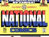 JSA Returns: National Comics Vol 1 1