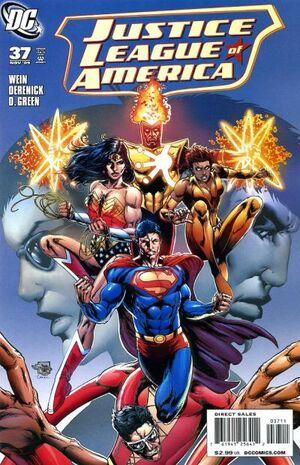 Justice League of America Vol 2 37