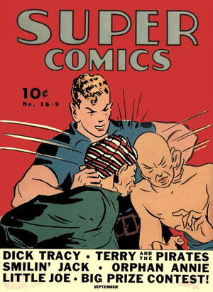 Super Comics Vol 1 16