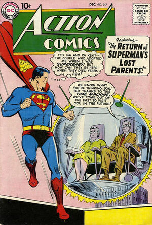 Action Comics Vol 1 247