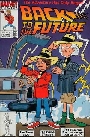 Back to the Future Vol 1 1