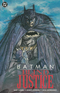Cover for the Batman: Blind Justice  Trade Paperback