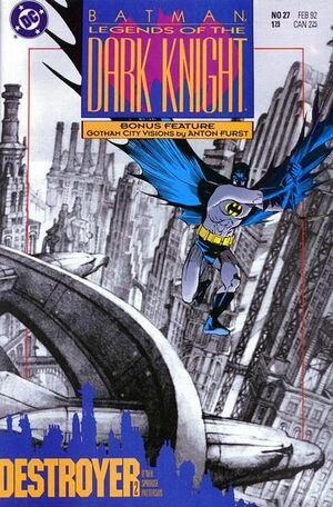 Batman Legends of the Dark Knight Vol 1 27