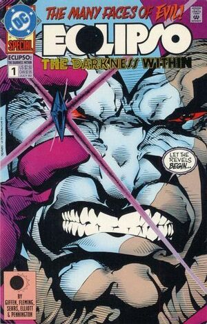 Eclipso The Darkness Within Vol 1 1
