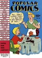 Popular Comics Vol 1 40